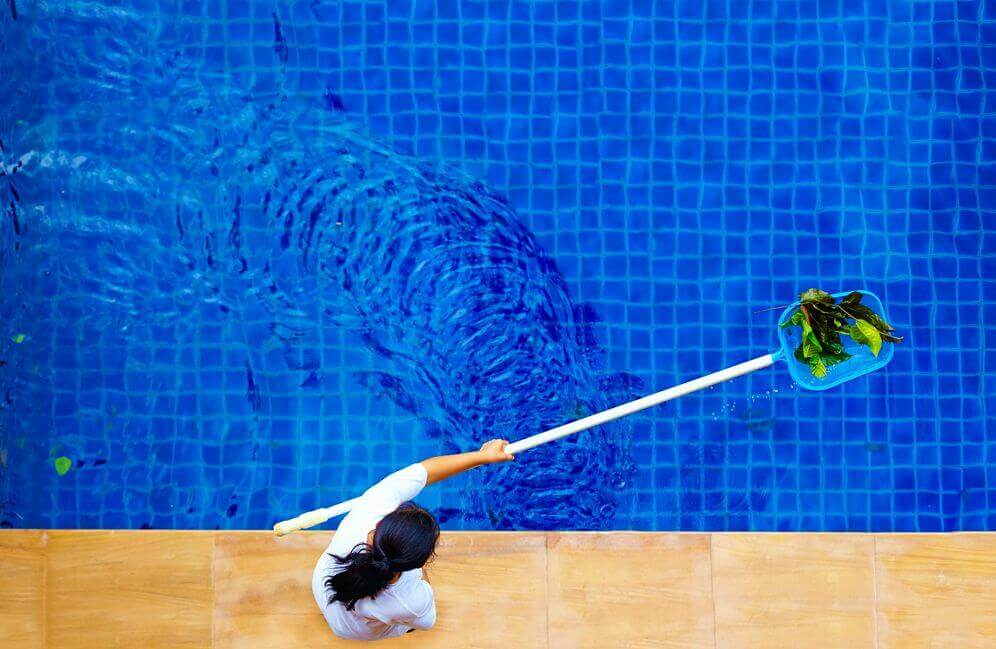 What to do When Your Pool Water is Cloudy